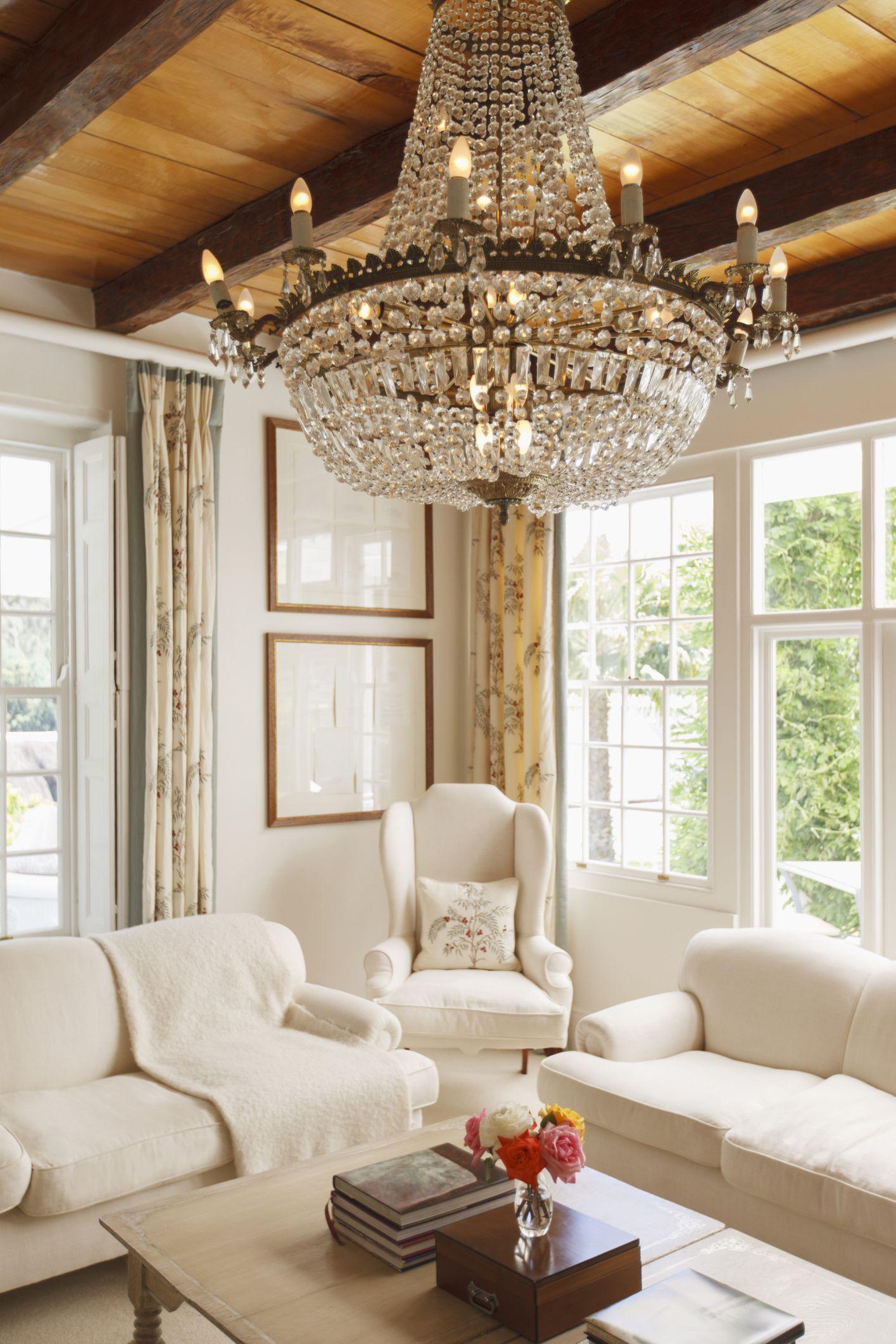 Romantic Living Room: Romantic Decorating Ideas