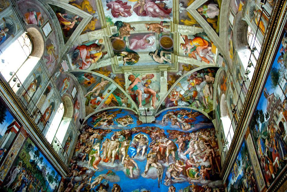 Cappella Sistina (Sistine Chapel)