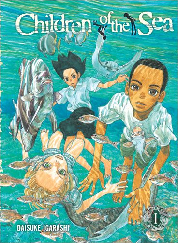 Children of the Sea Volume 1 by Daisuke Igarashi from VIZ Signature / VIZ Media / Shueisha Inc.