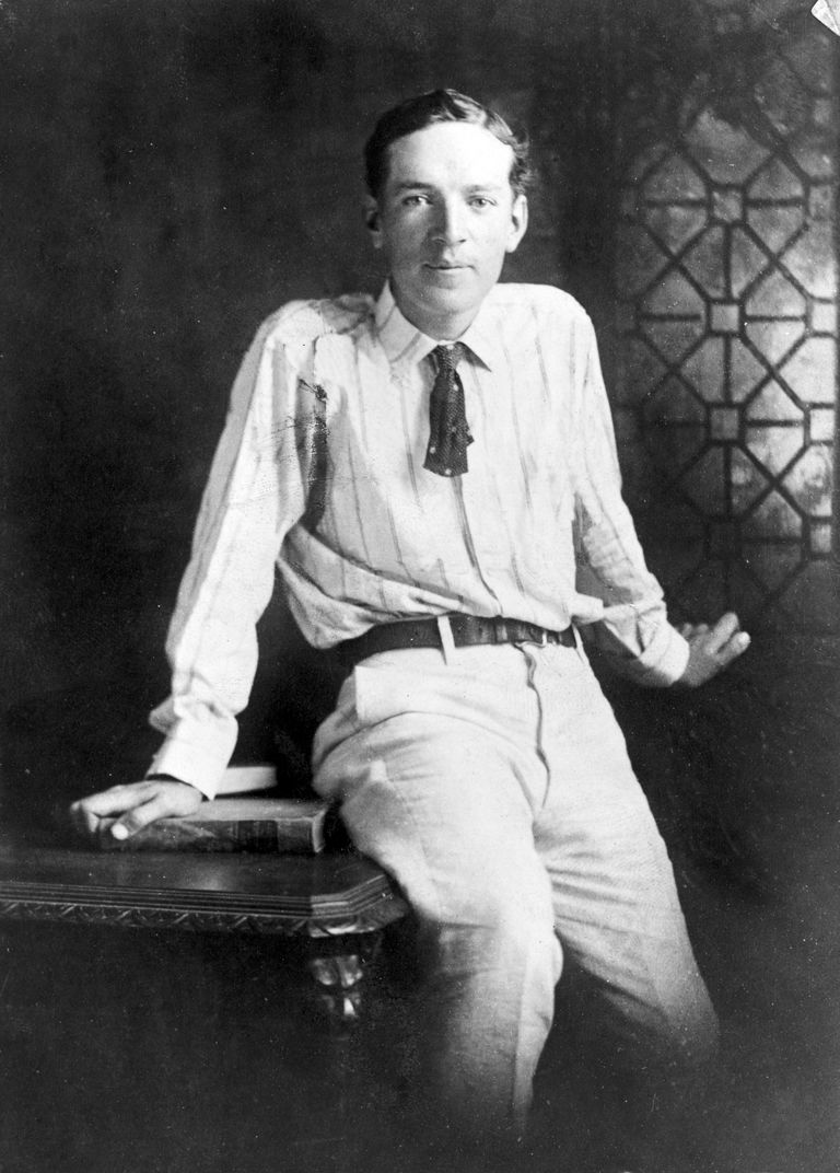 Upton Sinclair, Author of The Jungle