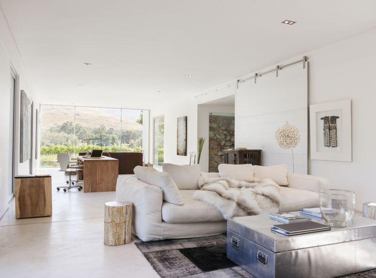 Como decorar tu sala al estilo contempor neo for Sala estilo contemporaneo