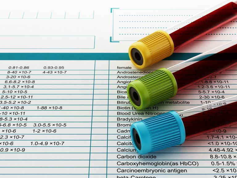 blood lab tests