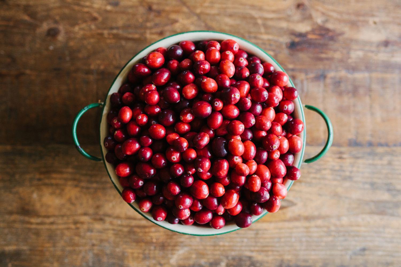 Gluten-Free Cinnamon Cranberry Flax Muffins Recipe