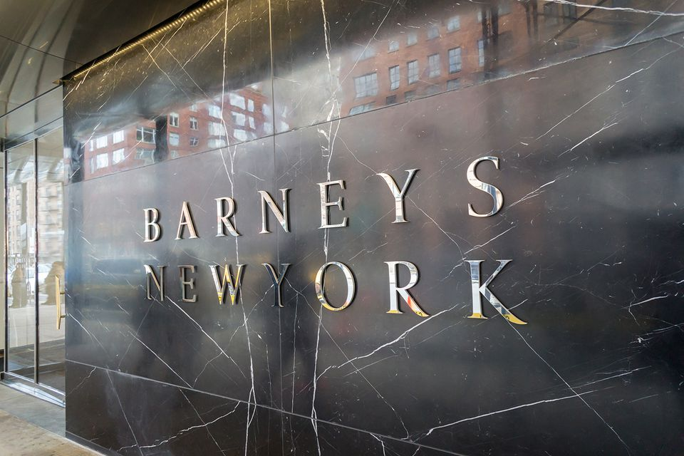 Barneys returns to downtown in New York