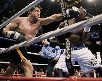 Sylvester Stallone stars in Rocky Balboa
