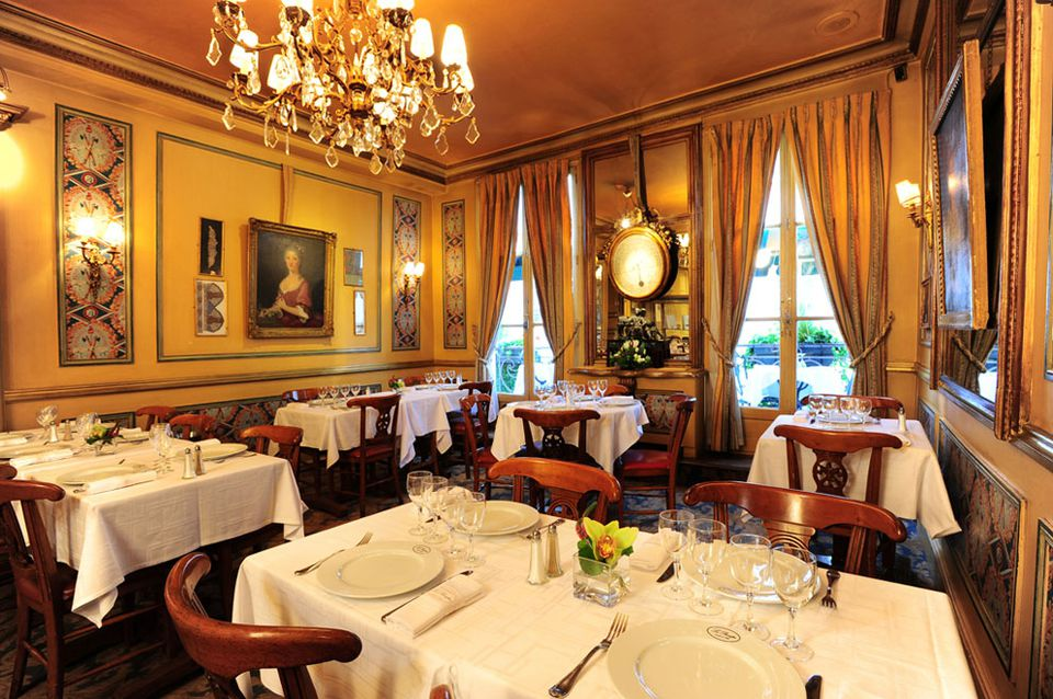 Procope is reputed to be the oldest restaurant in Paris.