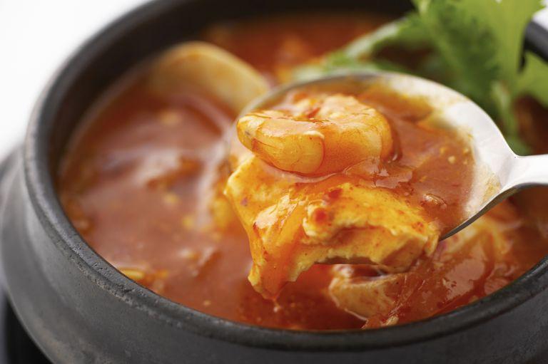 Healthy Korean Food