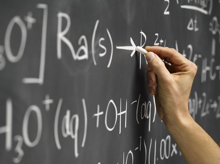 A chemical equation describes the reactants, products, and quantities of chemicals in a reaction.