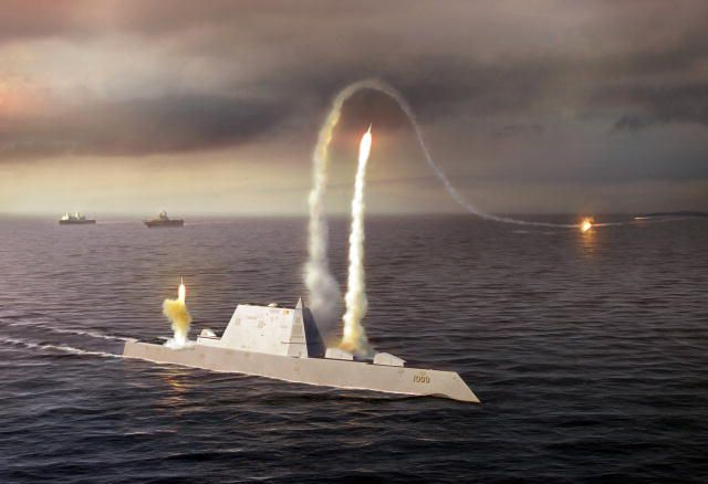 DDG 1000 Destroyer