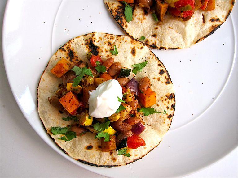Farmstand Chili Tacos