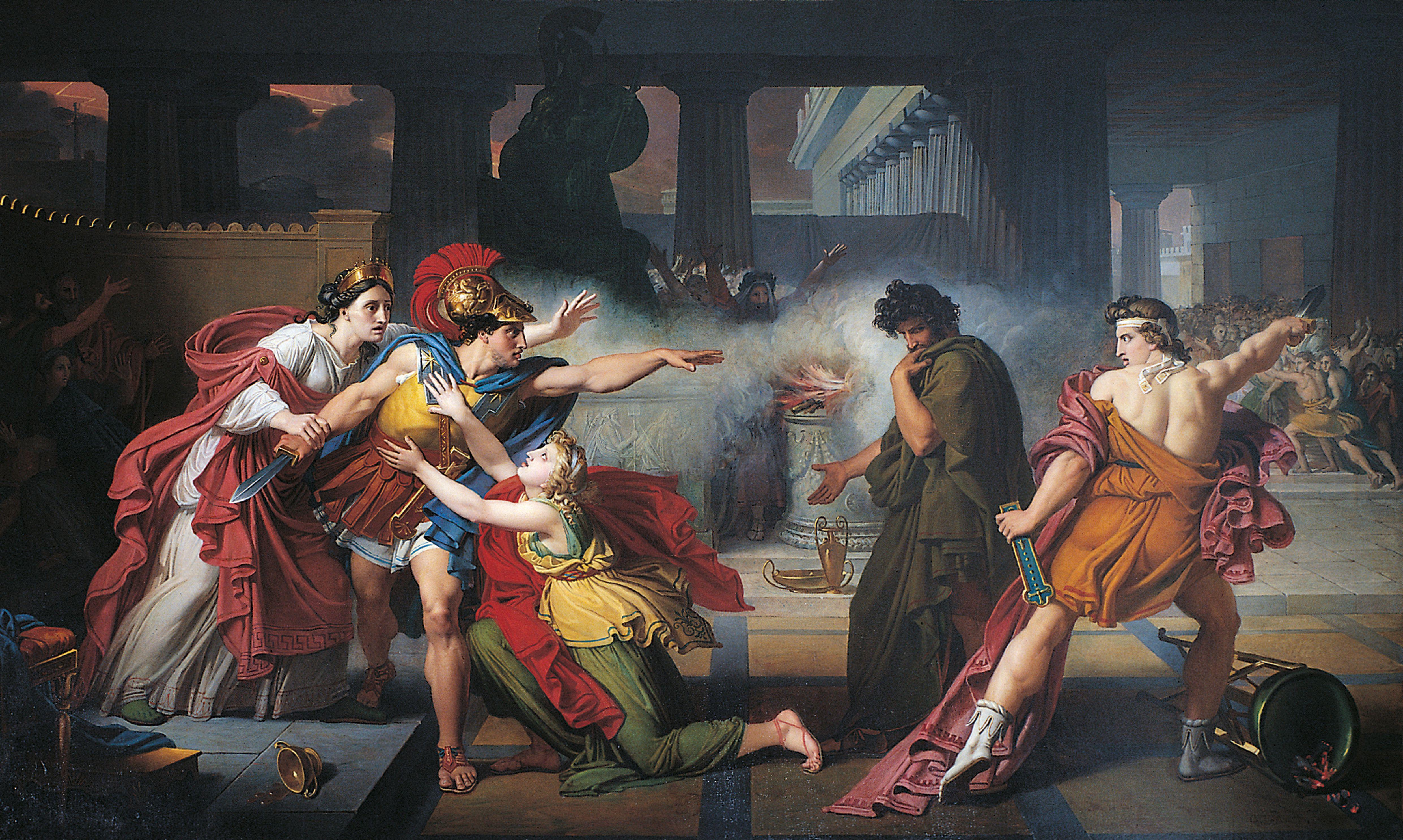 Antigone And Polynices