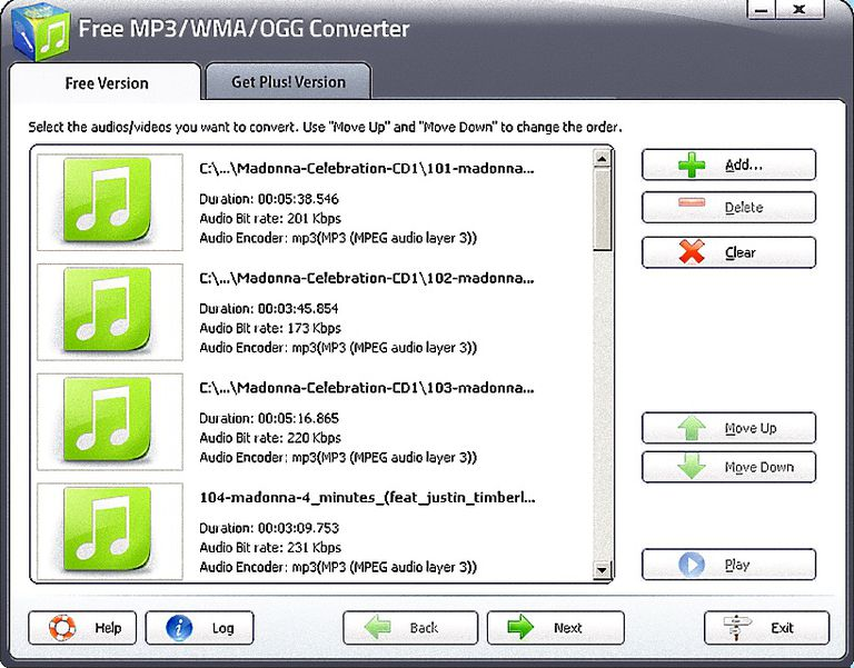 MP3 to OGG - Convert your MP3 to OGG for Free Online