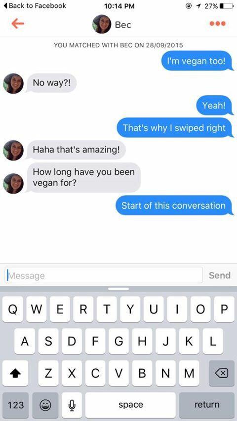 Online hookup how often to text