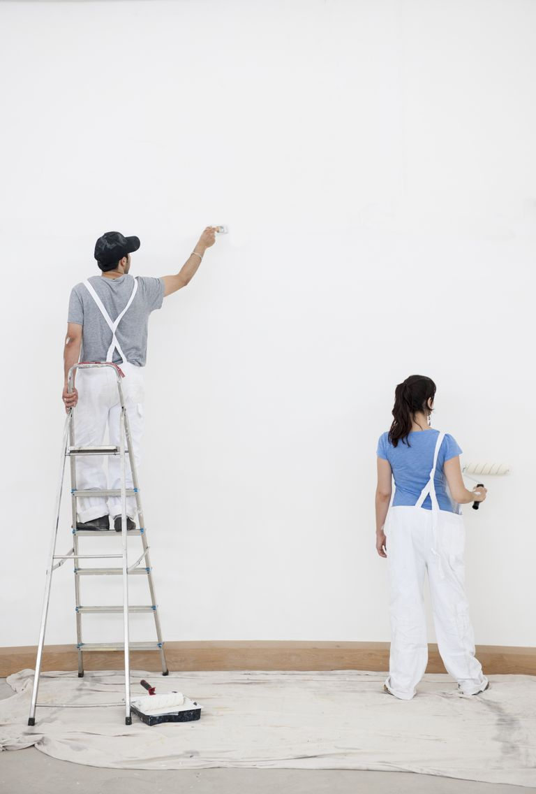 Diez trucos para pintar paredes como un profesional - Trucos pintar paredes ...