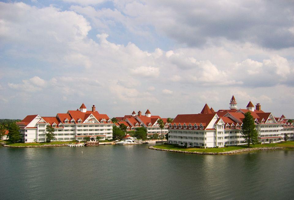 Disney's floridian resort