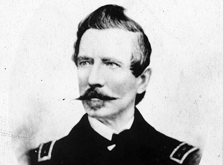 Raphael Semmes during the Civil War