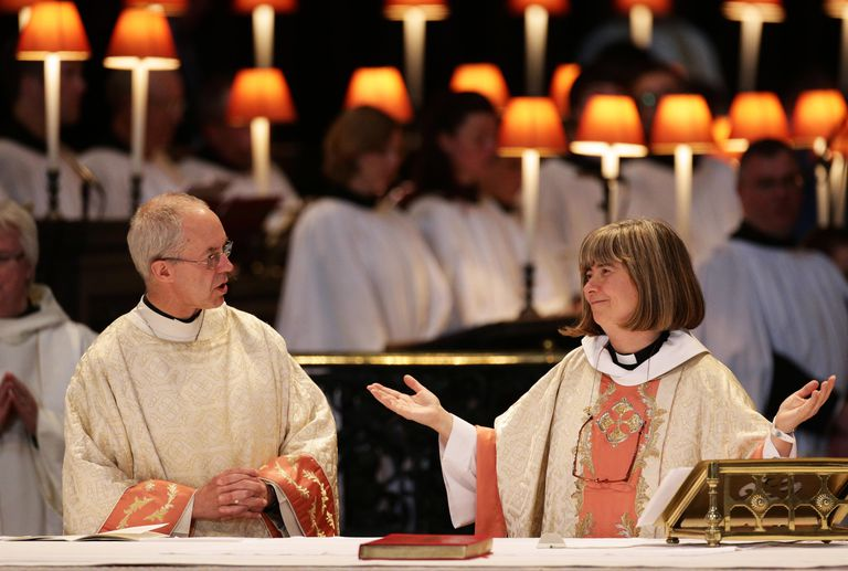 Women Priests Gather To Celebrate Twentieth Anniversary Of Ordination Of Women Priests