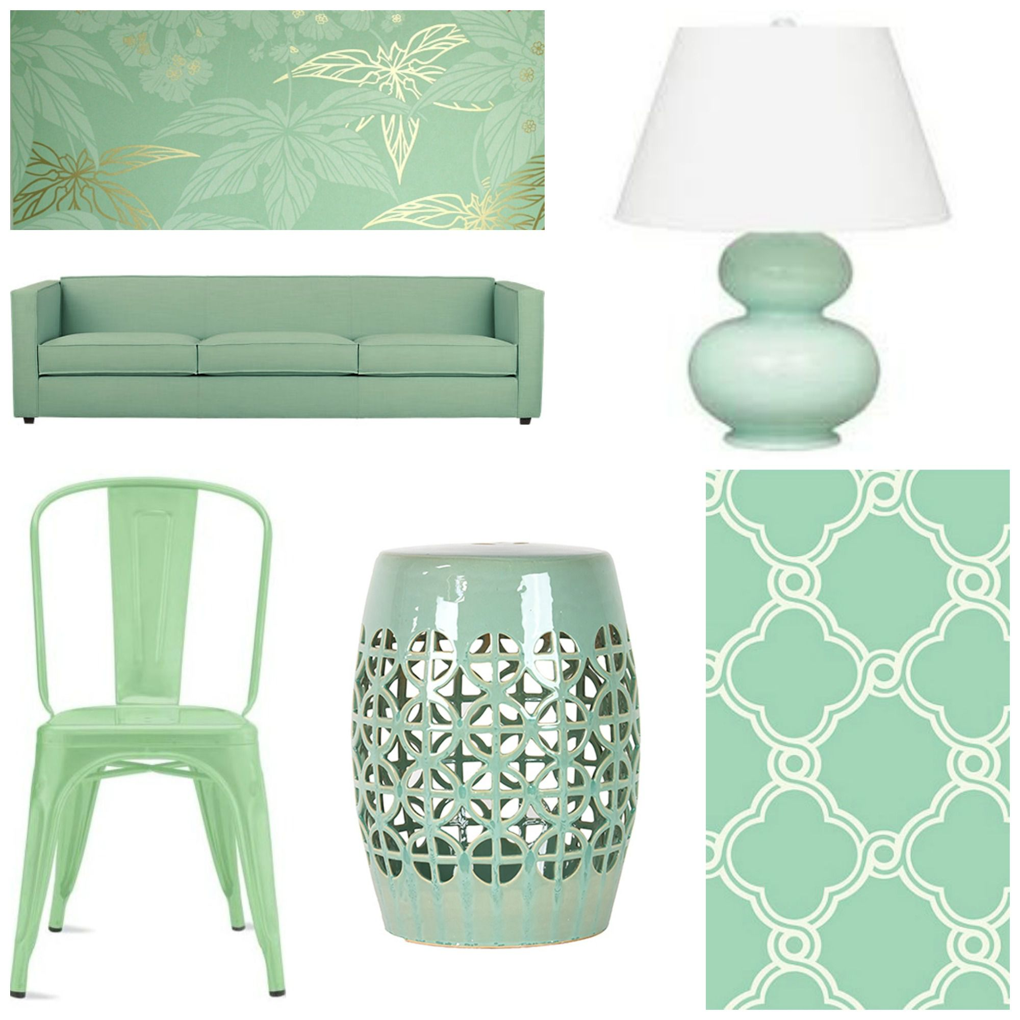 How to decorate a room using mint green - Mint green bedroom decorating ideas ...