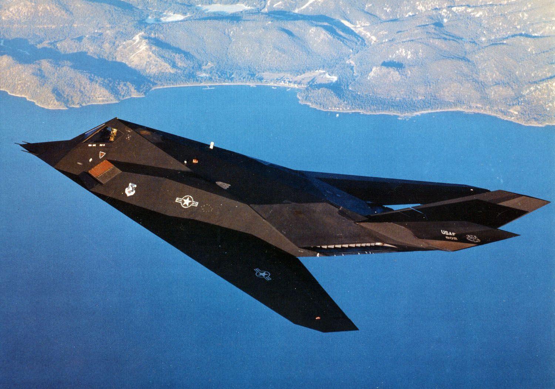 F 117 Nighthawk F-117 Nighthawk...