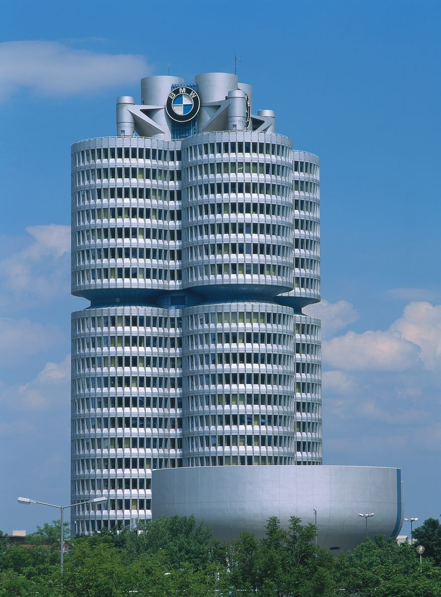 BMW Factory Germany