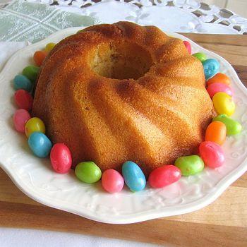 Jewish Babka Cake Recipe