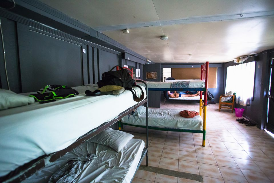 Hostel Dorm Rooms