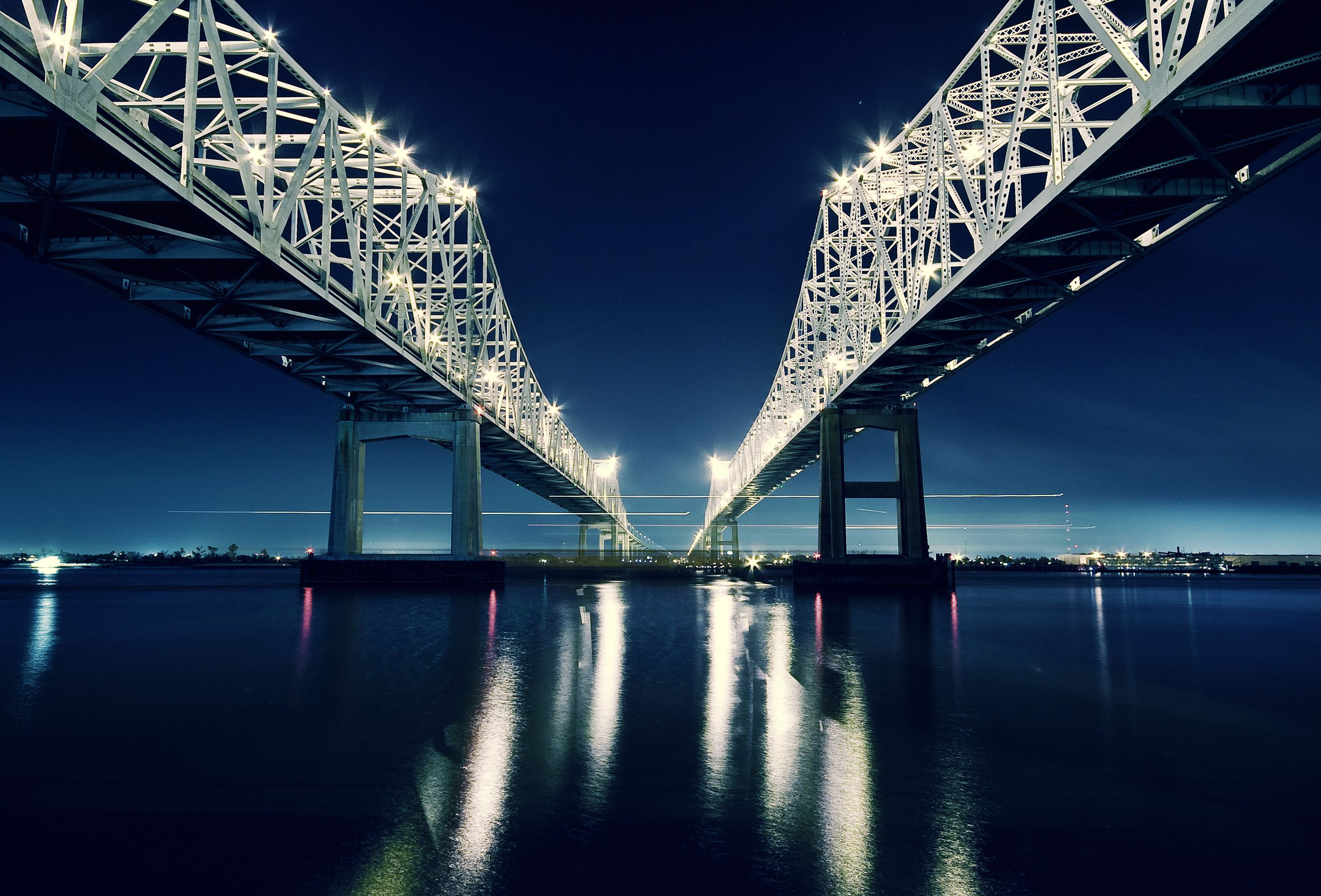 A Self Guided Tour Along The New Orleans Riverfront