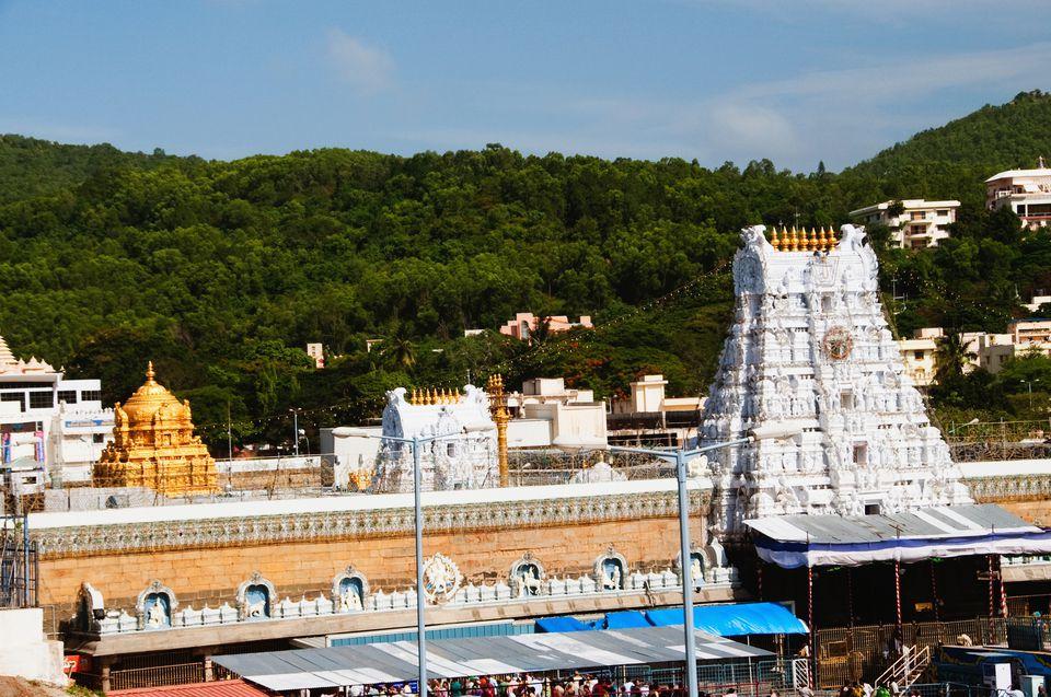 Tirumala Venkateswara Temple, Tirumala, Tirupati