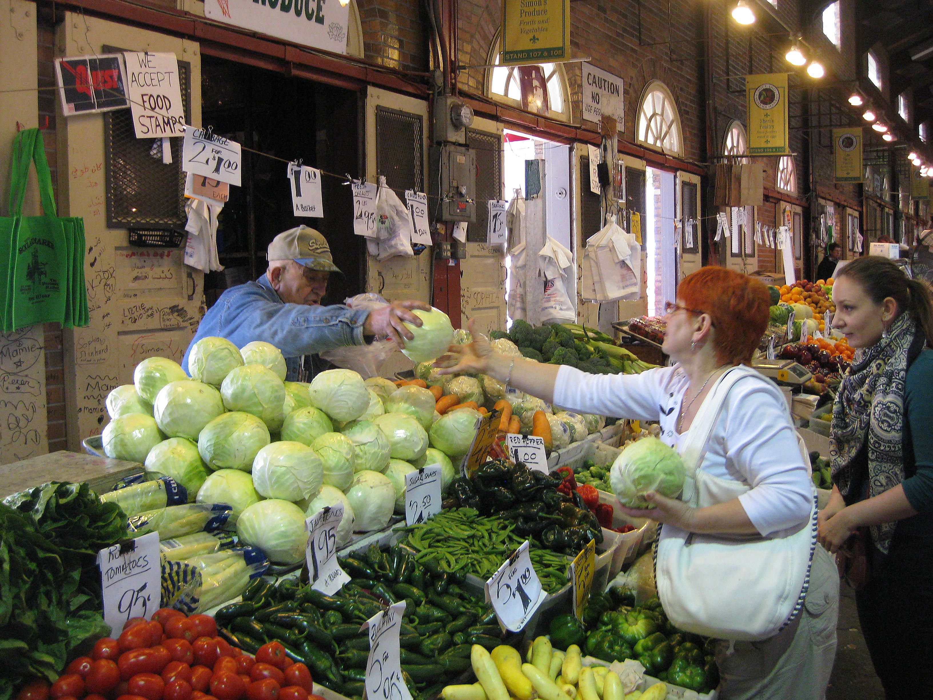 The best farmers markets in the st louis area - Market place at garden state park ...