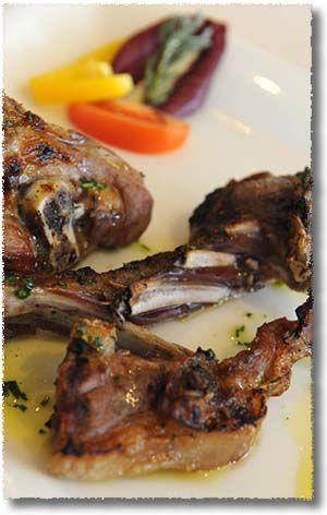 Scottadito, Grilled Lamb Chops