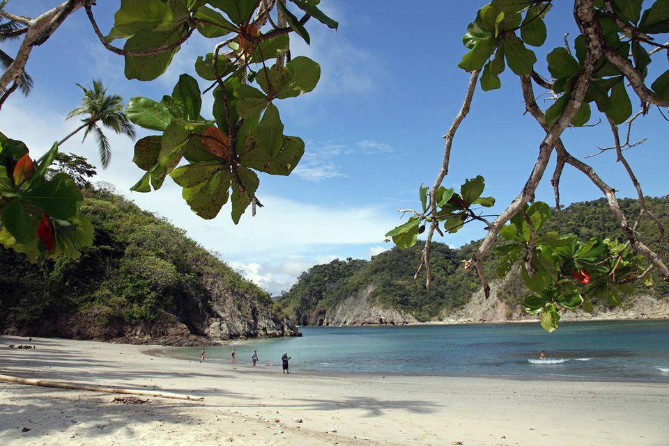 Isla Tortuga, Puntarenas, Costa Rica, Central America