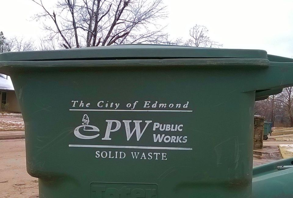 Edmond Trash Services