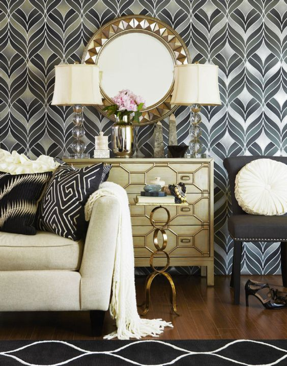 A Designers Guide To Decorating In Art Deco Style The Star