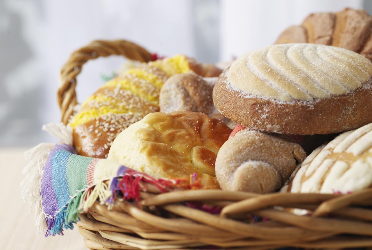 Mexican Sweet Bread Pan Dulce Recipe