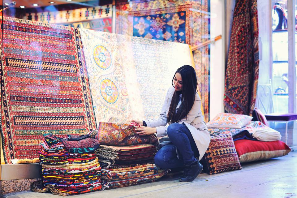 How To Buy A Turkish Rug In Turkey