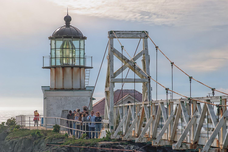 Point Bonita Lighthouse Dramatic Location And Views