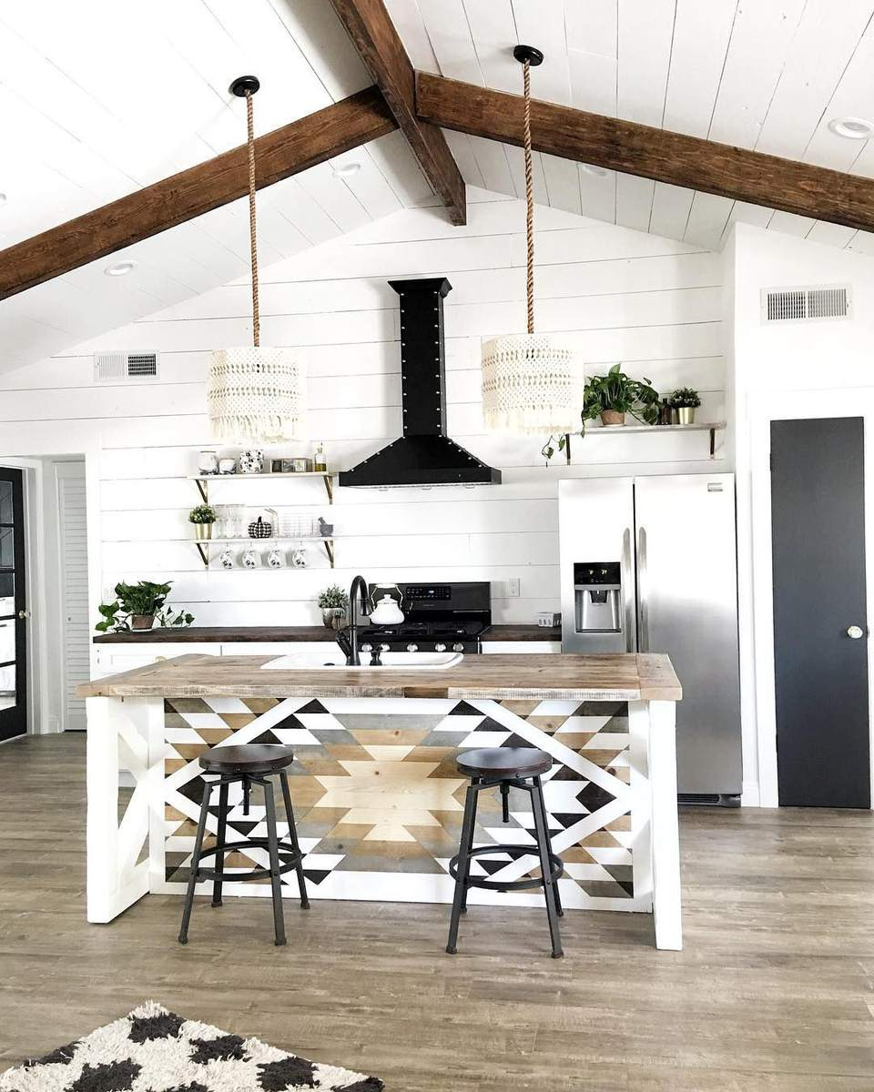 How to Add Bohemian Elements Into Your Farmhouse Décor - photo#19