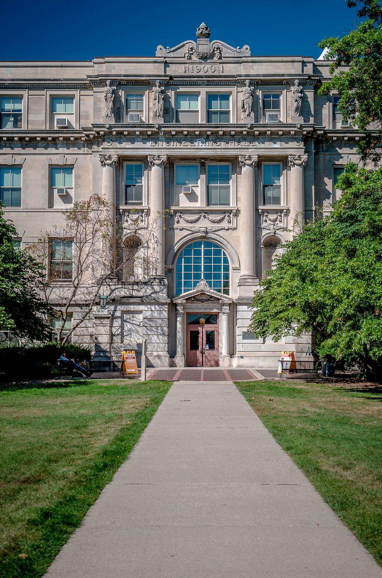 Iowa state university - Marston Hall Iowa State University