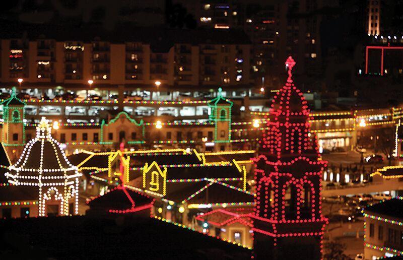 Kansas City Christmas Lighting
