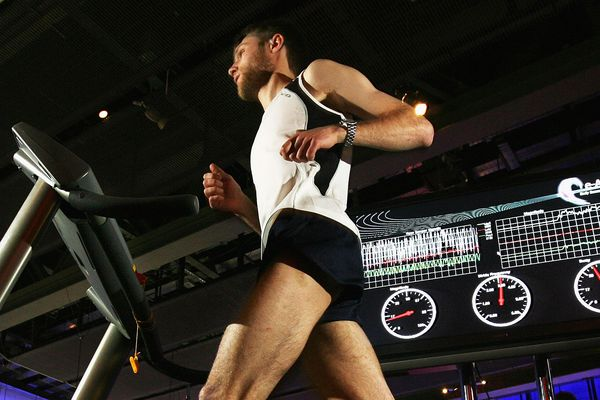 VO2 Max Treadmill Testing