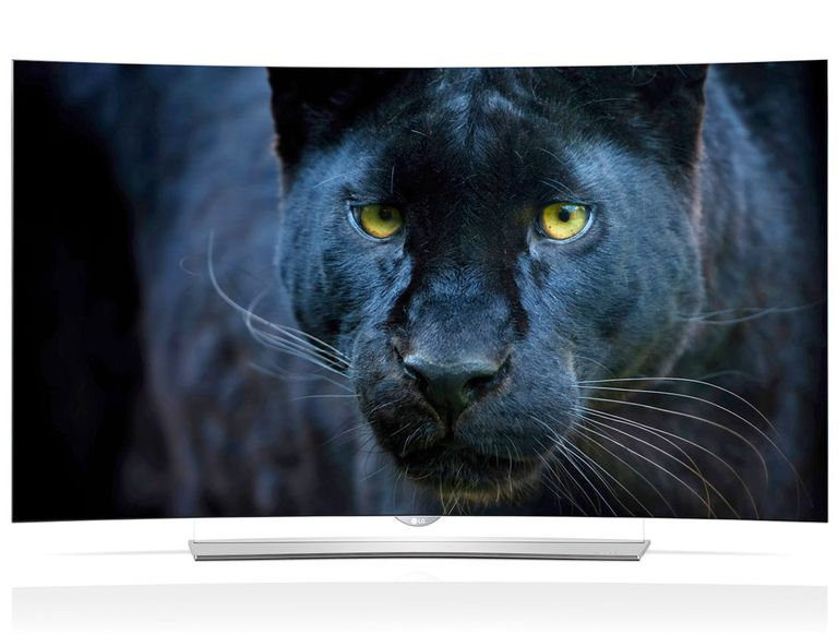 LG EG9600 Series 4K Ultra HD OLED TV