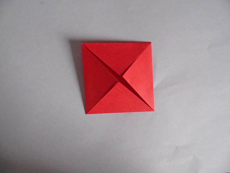 Instructions for an easy origami rose fold a blintz base mightylinksfo