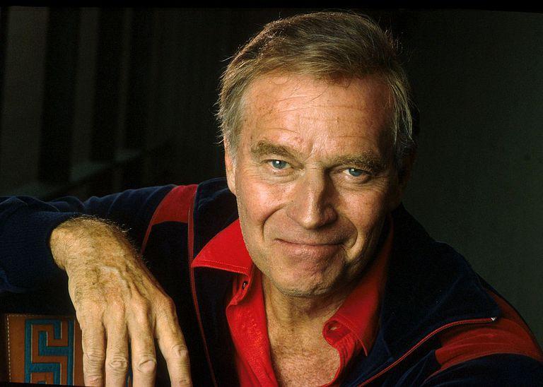 Charlton Heston Announces He May Have Alzheimer's Disease - File Photos