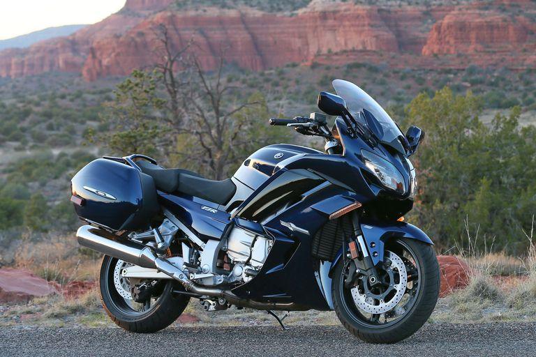 2016 Yamaha FJR1300ES and FJR1300A