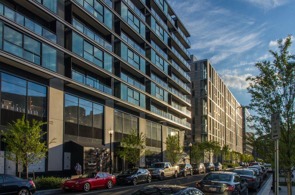 Washington Dc City Center Apartments