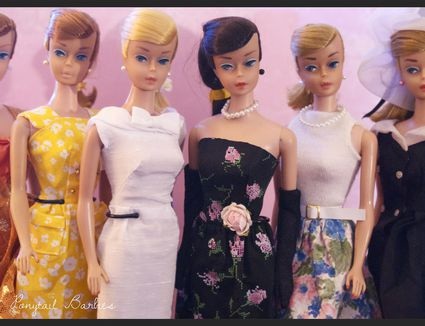 What The Mark On Barbie Dolls Really Means - Doll hairstyles barbie