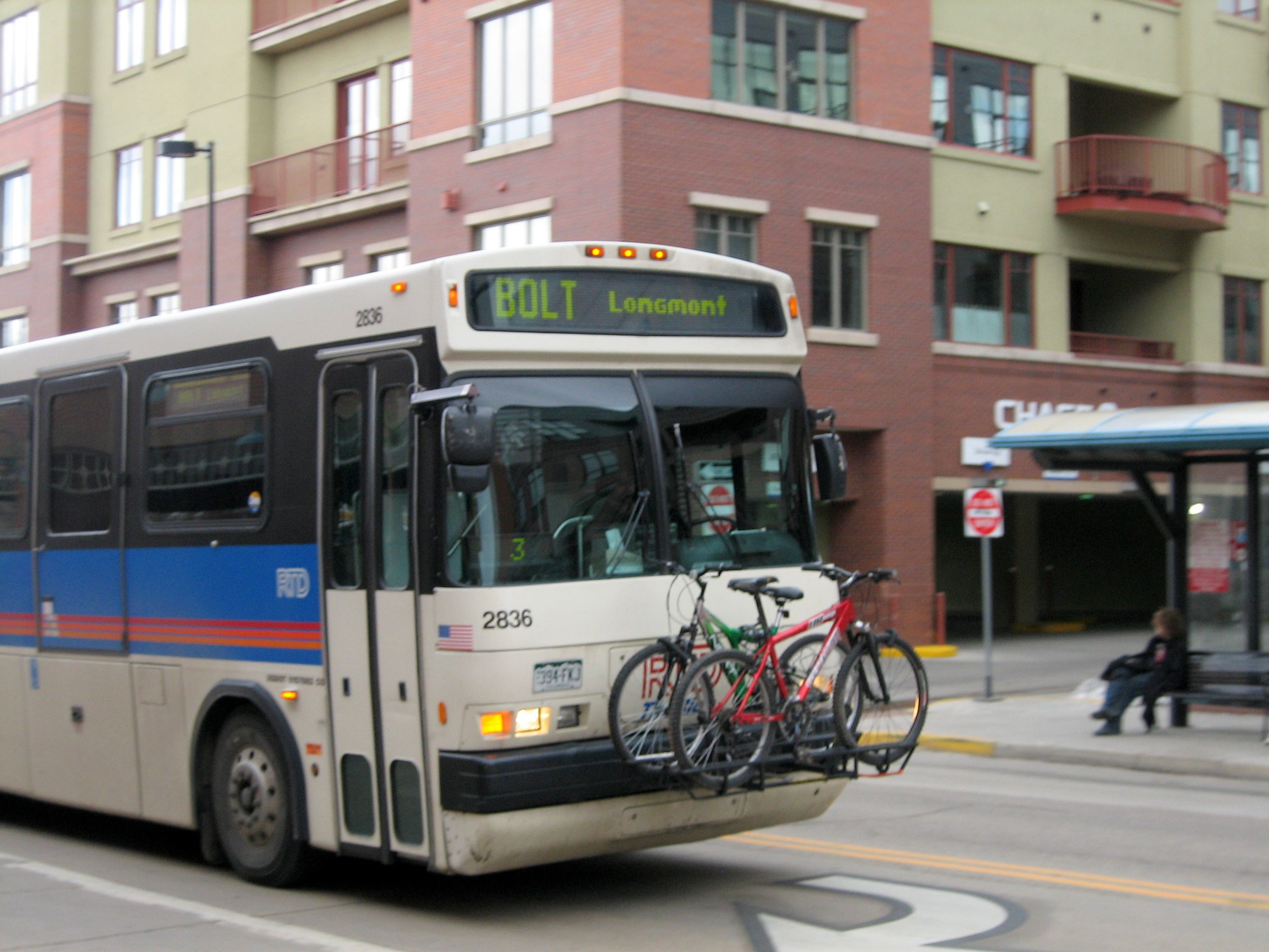 Navigating the Boulder Bus System