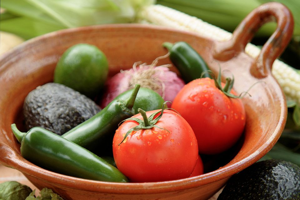 Mexican Ingredients