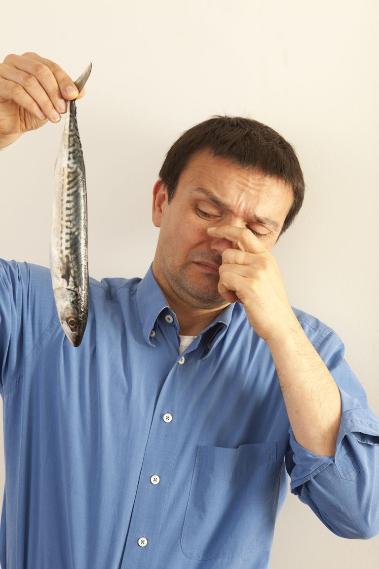 9 worst lab smells stinky laboratory chemicals for How to get fish smell out of clothes