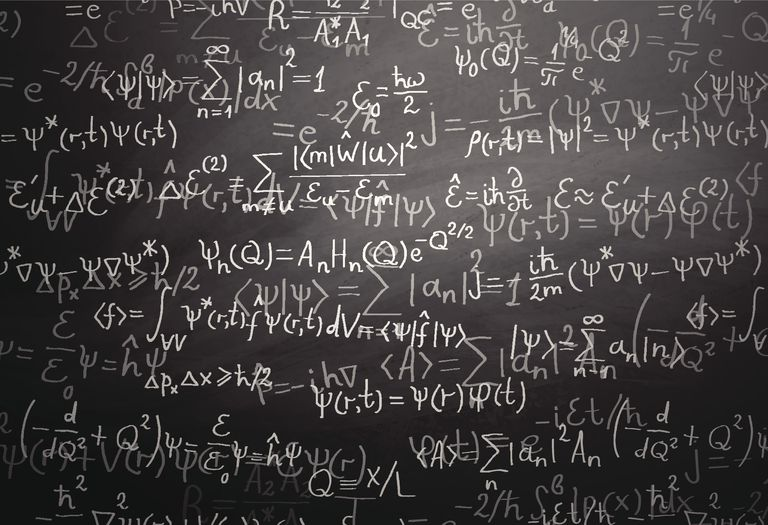 Quantum mechanics equations can be daunting, but the essential concepts are not difficult to understand.